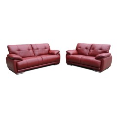 Genuine Leather Sofa Uk Family Room Rose Bay Furniture Lucy 2 Seater