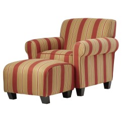 Red Chair And Ottoman Gym Exercises Pdf Barrel Studio Raven Reviews Wayfair