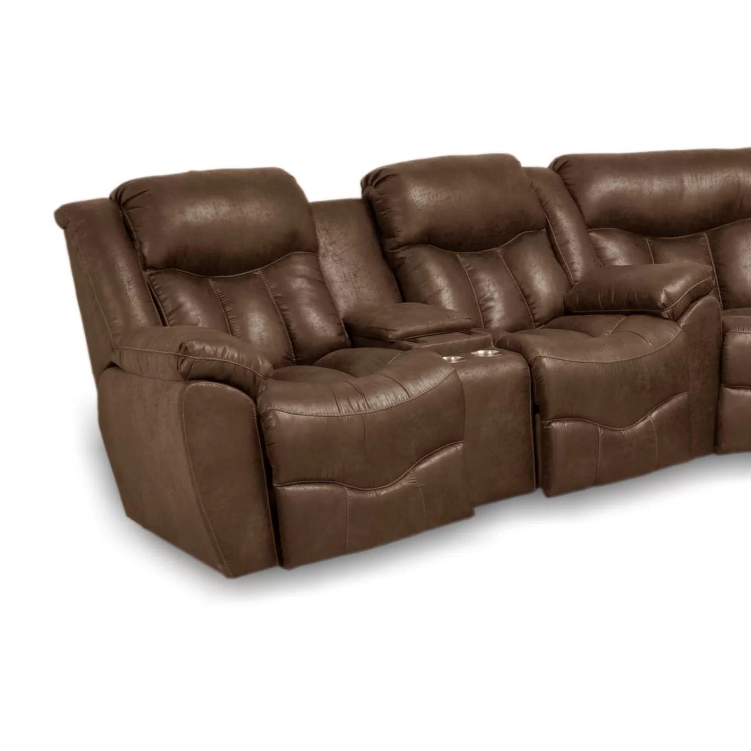 motion sofas navy blue sofa fabric red barrel studio jenkins power reclining
