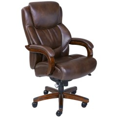 La Z Boy Martin Big And Tall Executive Office Chair Reviews Tranquil Ease Massage Parts Delano High Back