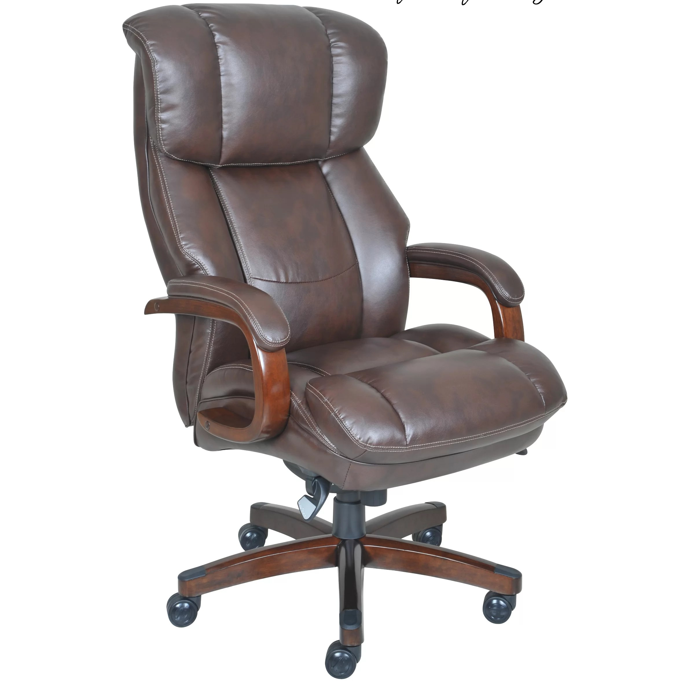 La Z Boy Office Chairs La Z Boy Fairmont Executive Chair And Reviews Wayfair