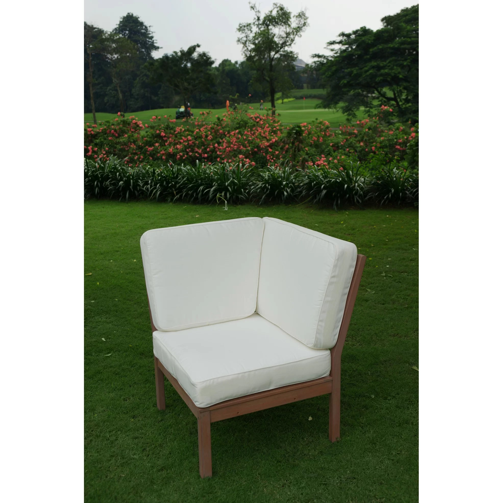 corner lounge chair small upholstered for bedroom cambridge casual willow with cushion