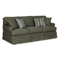 3 Piece Sofa Slipcover T Cushion Herman Miller Goetz Dimensions Sunset Trading Horizon Set