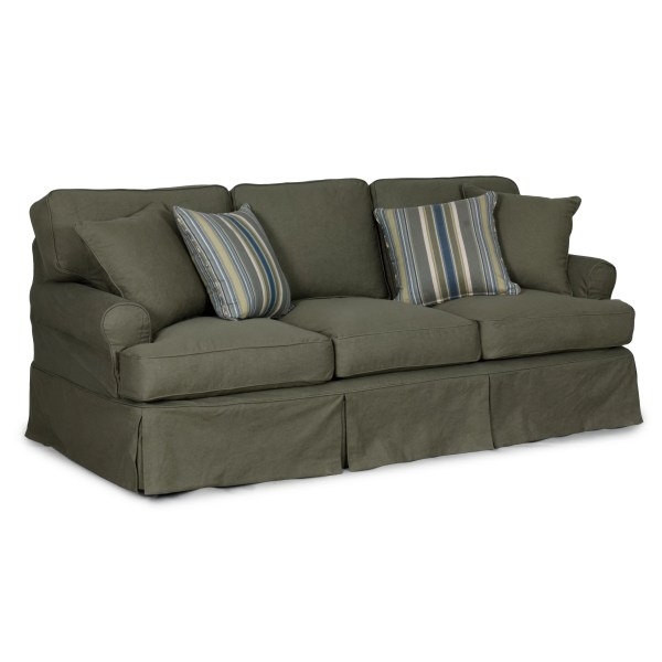 T Sofa Slipcovers with Cushion Covers