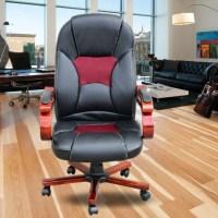 Homcom Luxury High-Back Executive Chair & Reviews | Wayfair UK