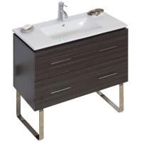 """American Imaginations 36"""" Single Modern Bathroom Vanity ..."""