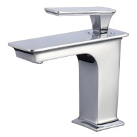 American Imaginations Rectangle Vessel Bathroom Sink with ...