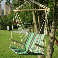 Tree Hanging Hammock Chair Anchor Adecotrading Suspended Indoor Outdoor
