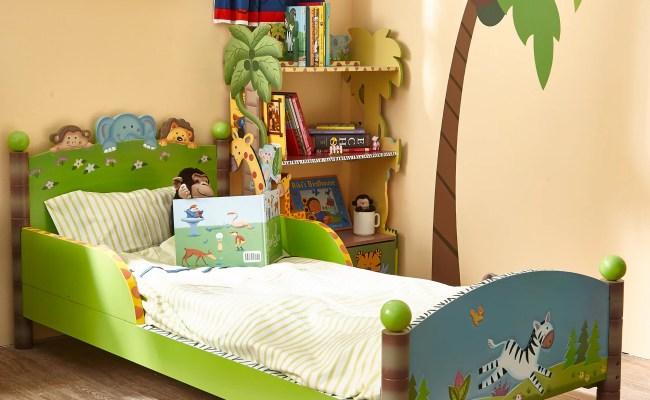Fantasy Fields By Teamson Sunny Safari Convertible Toddler