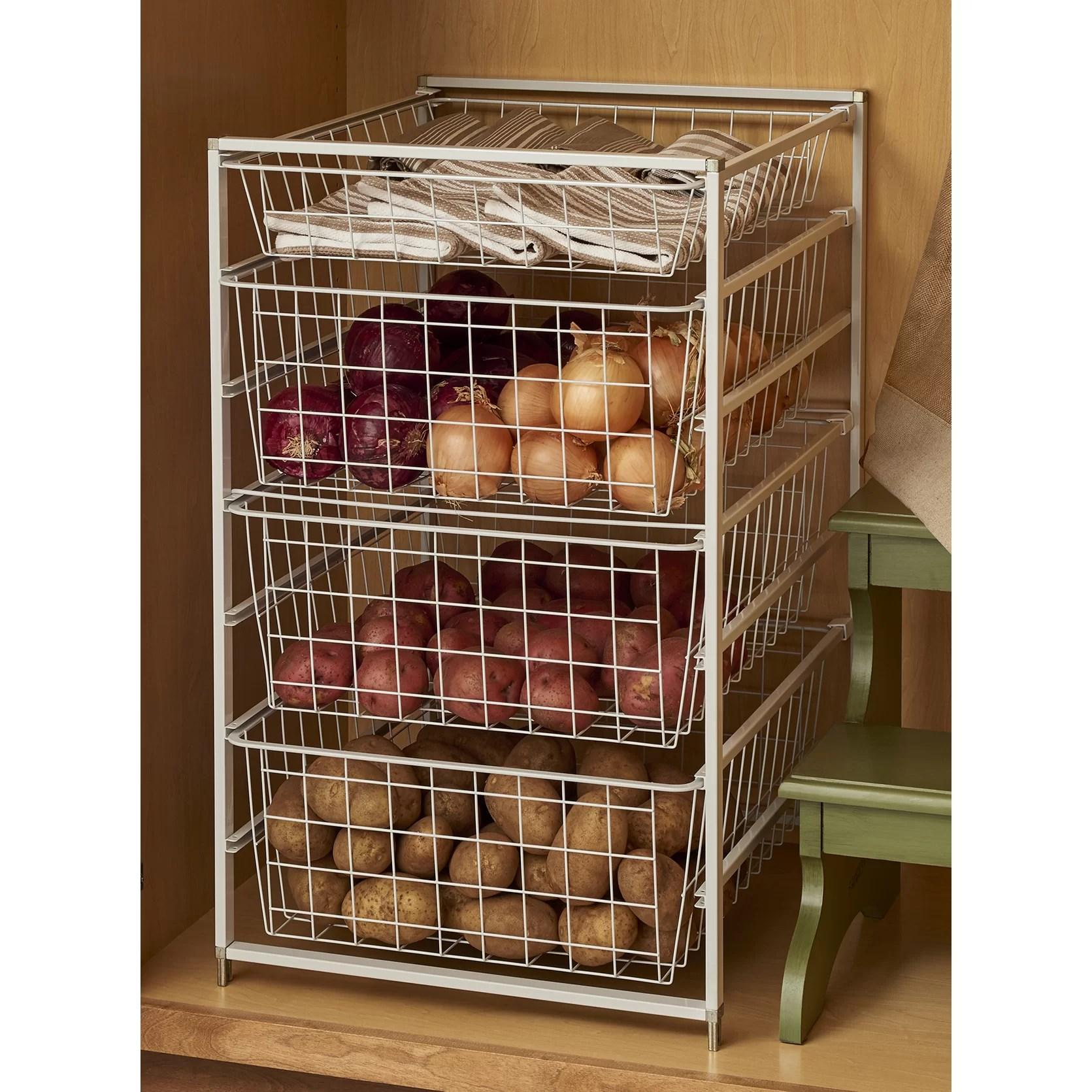 ClosetMaid Wire Drawer Basket Organizer
