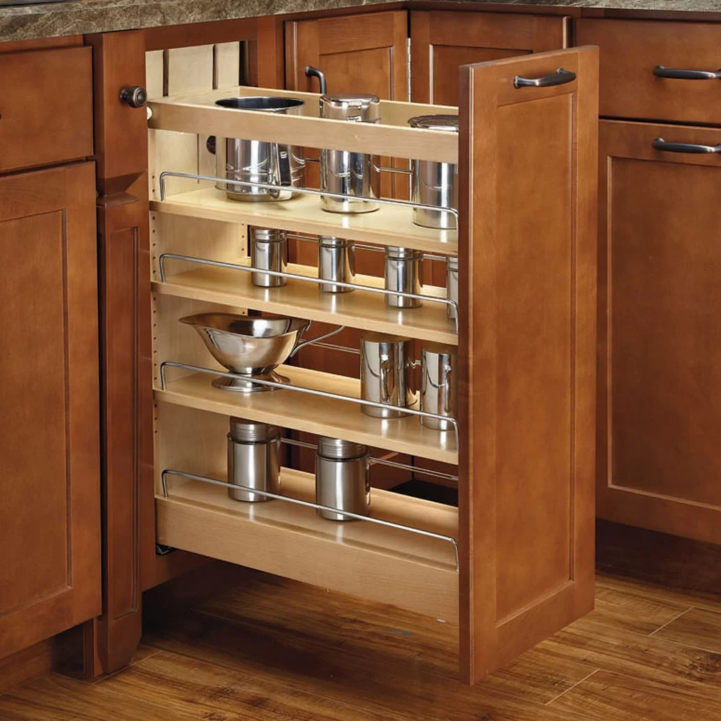RevAShelf PullOut Wood Base Cabinet Organizer  Reviews