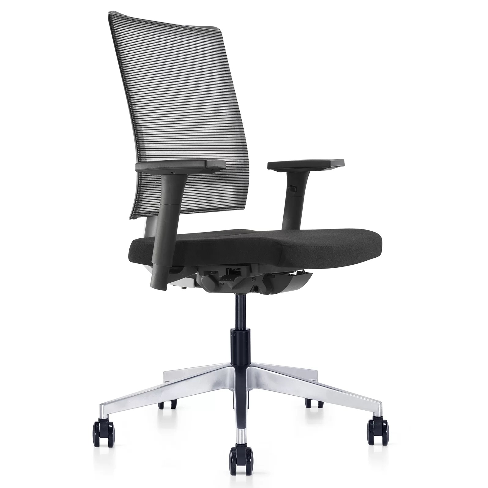 wayfair office chairs yoga sex chair meelano mesh desk and reviews