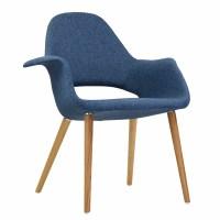 Design Tree Home The Organic Arm Chair | Wayfair