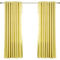 Wayfair Basics Wayfair Basics Grommet Patio Door Curtain ...