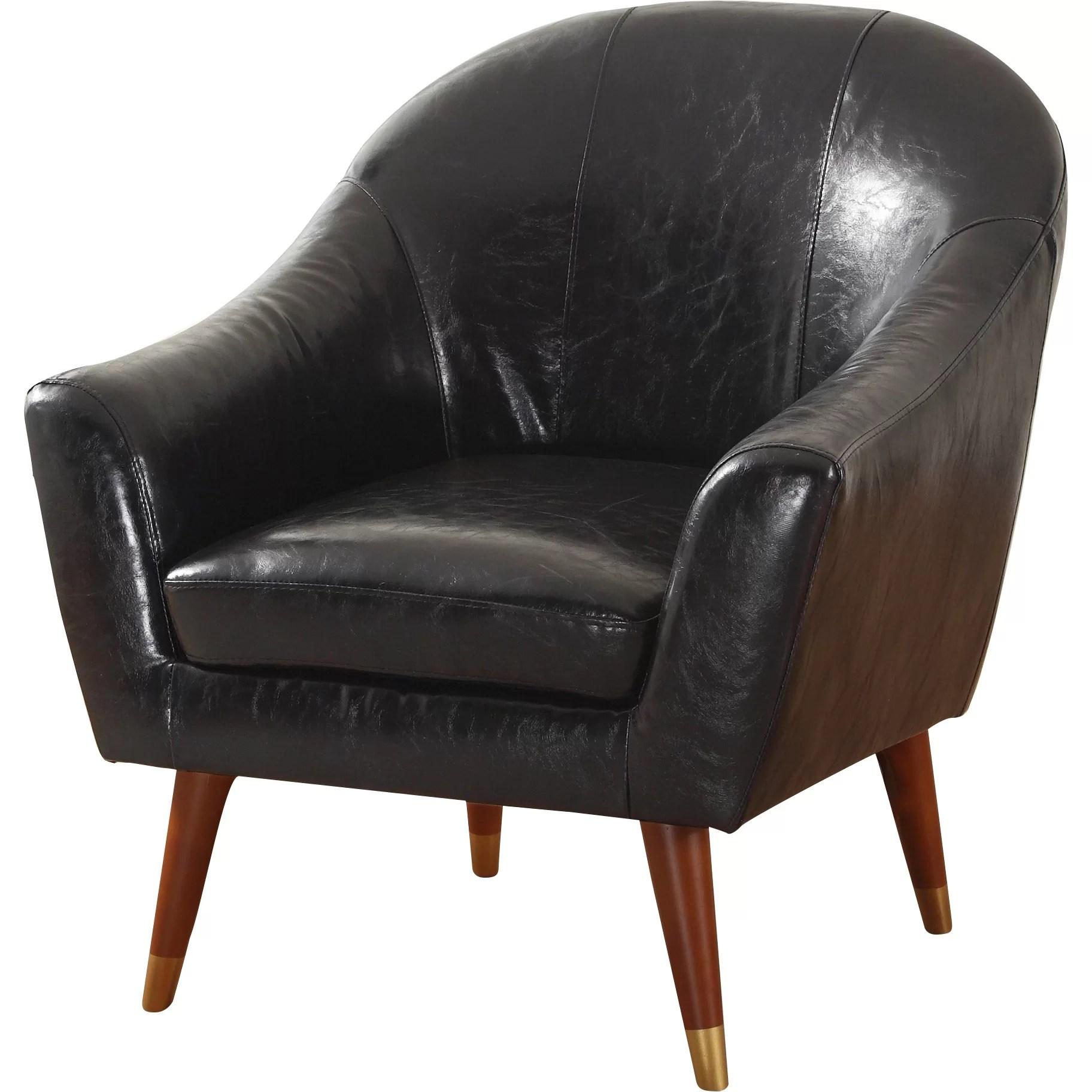 mid century barrel dining chair cosco folding high madison home usa modern arm