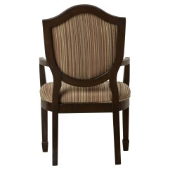 Chair With Arm Table Small Shower Darby Home Co Underhill 3 Piece Cotton And Side