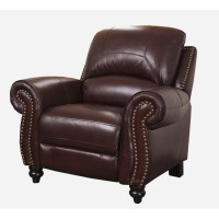 Darby Home Co Kahle Leather Arm Chair Recliner & Reviews ...