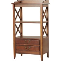 """Darby Home Co Clement 41"""" Etagere Bookcase & Reviews 