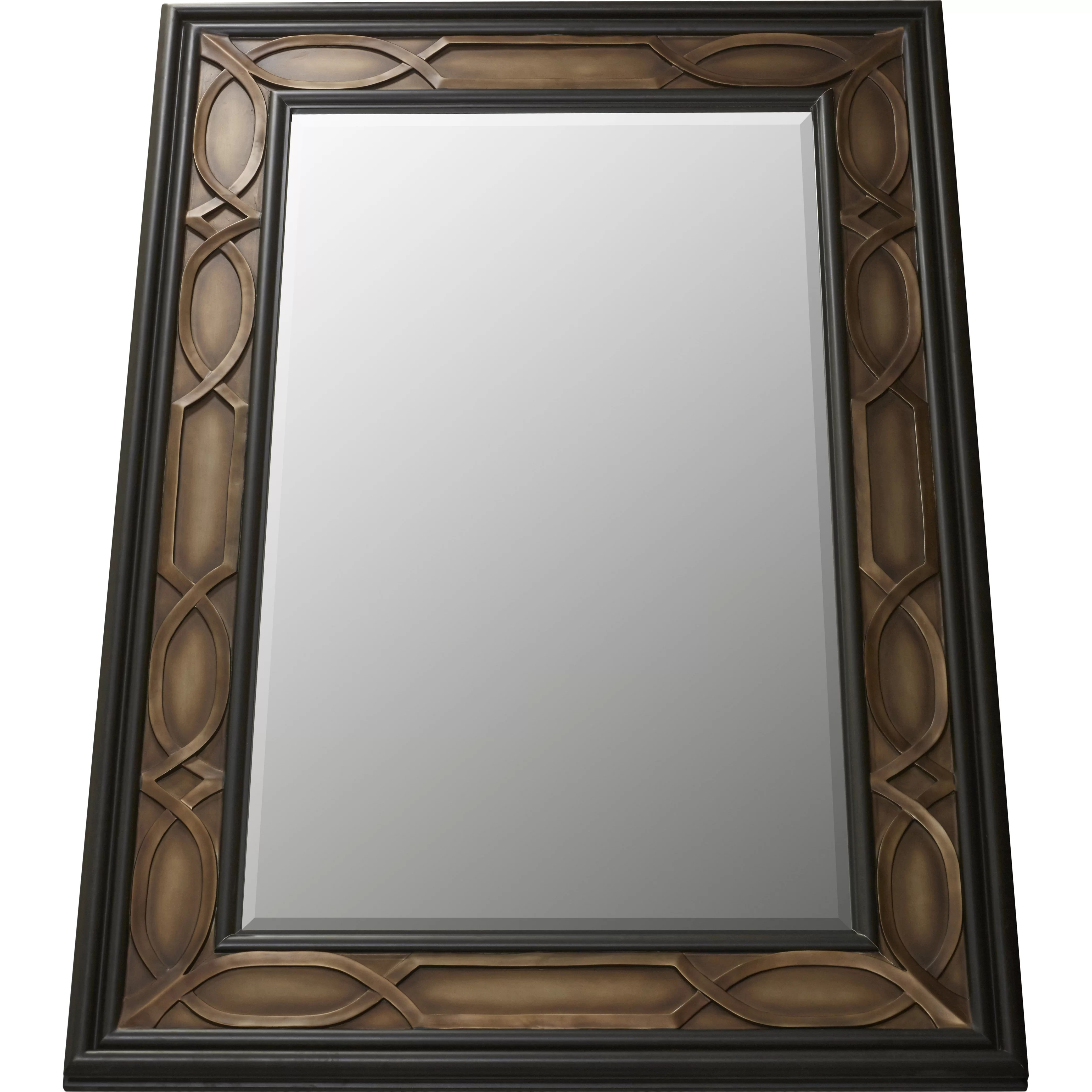 Darby Home Co London Leaning Floor Mirror & Reviews