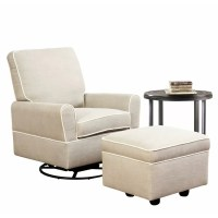 Darby Home Co Shelbyville Swivel Glider Recliner and ...