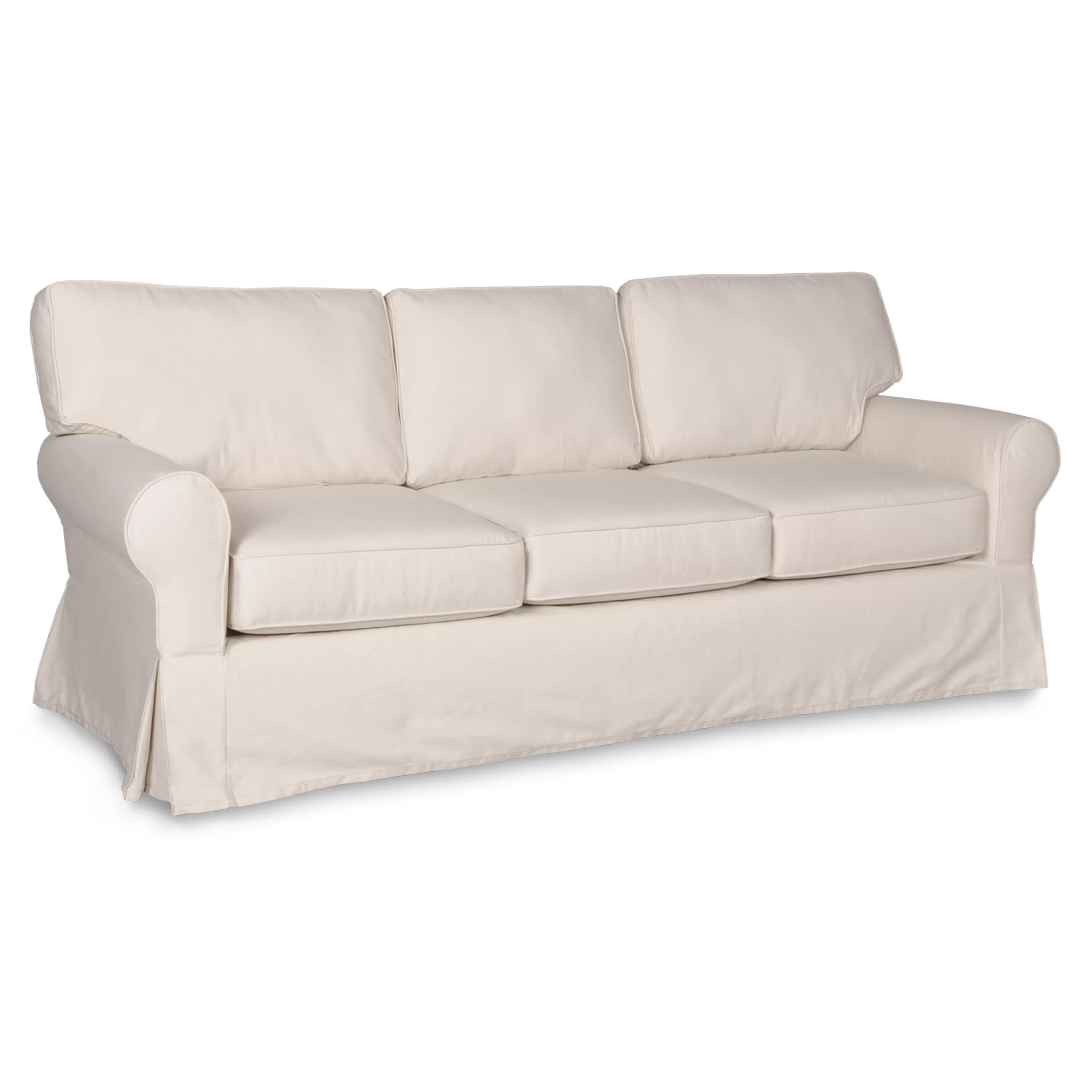 Slipcover Sofa Xl