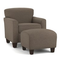 Alcott Hill Arm Chair & Ottoman Set & Reviews | Wayfair