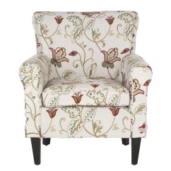 Floral Print Accent Chairs Modern Bucket Alcott Hill Montgomery Arm Chair And Reviews Wayfair