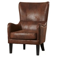 Alcott Hill Gordon High Back Club Chair & Reviews