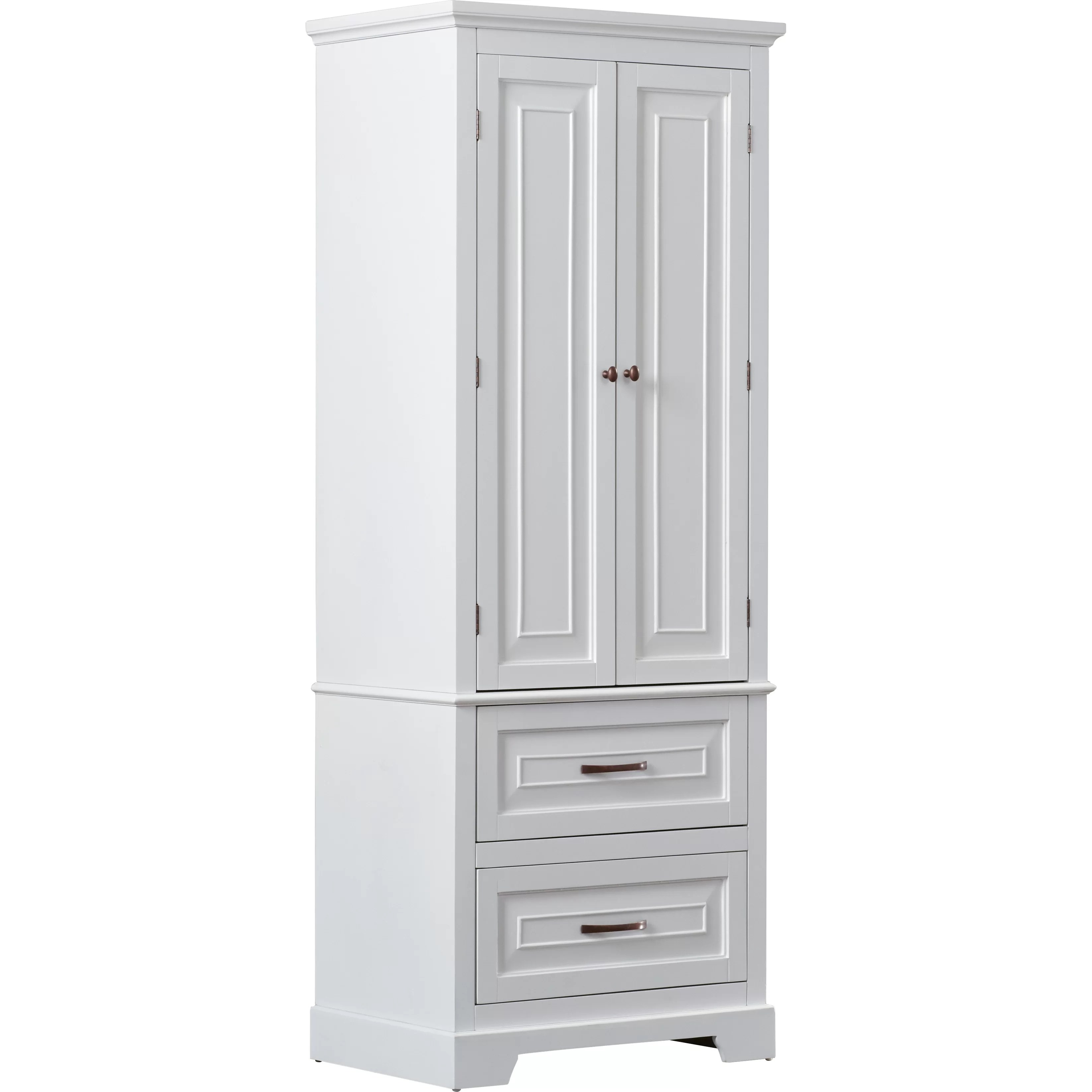Alcott Hill Prater 24 x 62 Free Standing Cabinet
