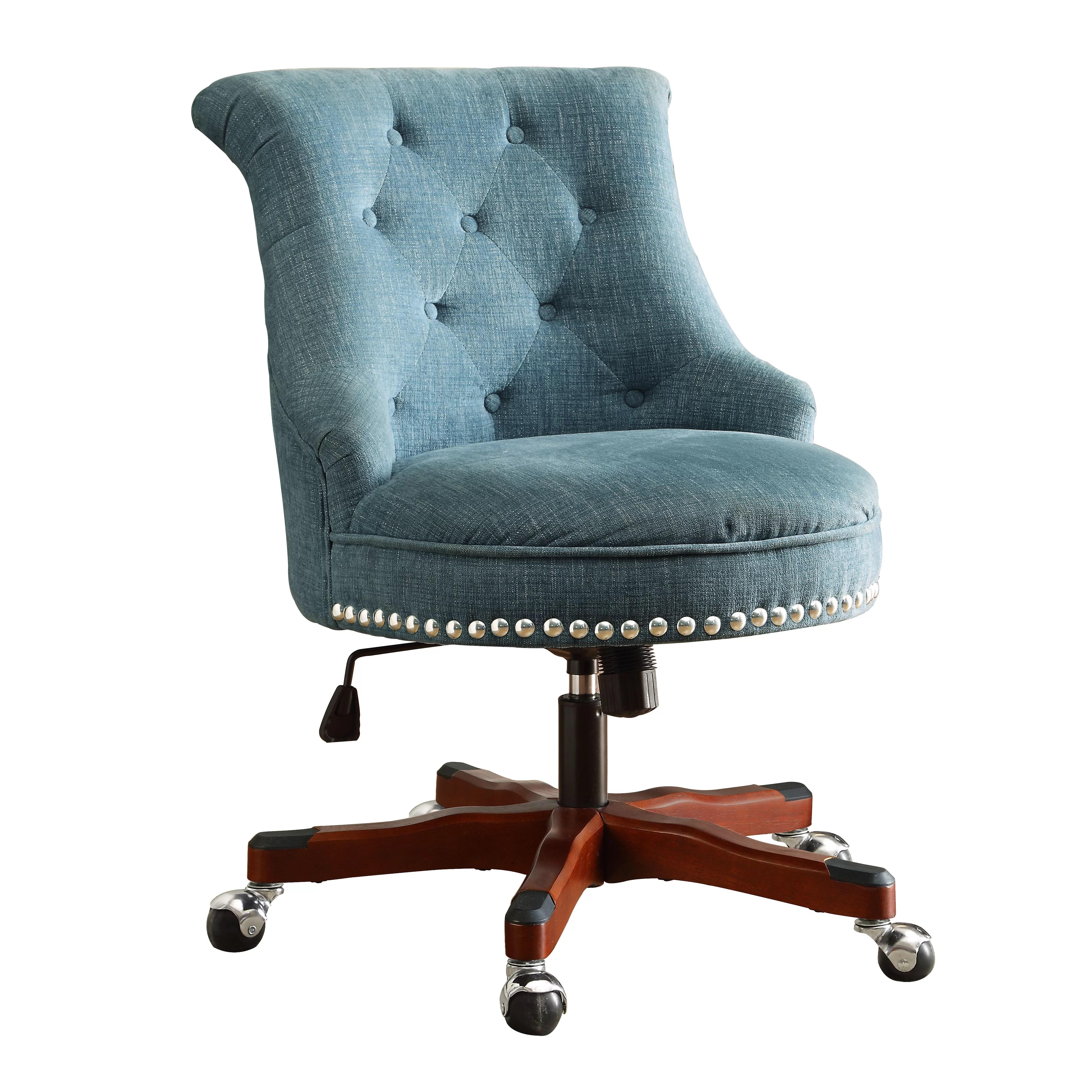 Alcott Hill Cleveland MidBack Desk Chair  Reviews  Wayfair