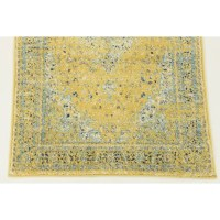 Alcott Hill Marine Yellow Area Rug & Reviews | Wayfair