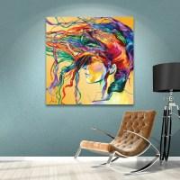 Varick Gallery Windswept Painting Print on Canvas ...