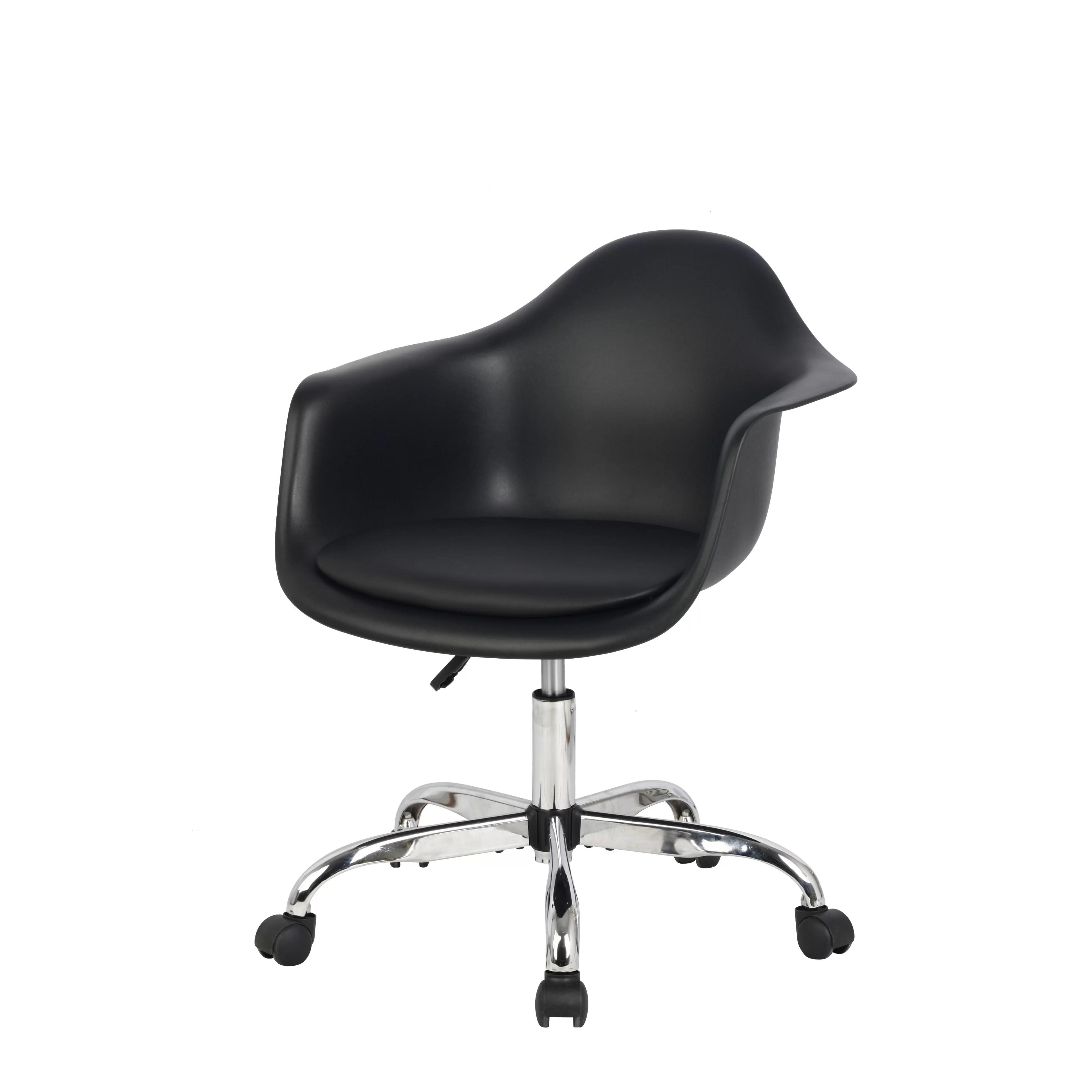 Varick Gallery Marine Park Rolling Desk Chair & Reviews