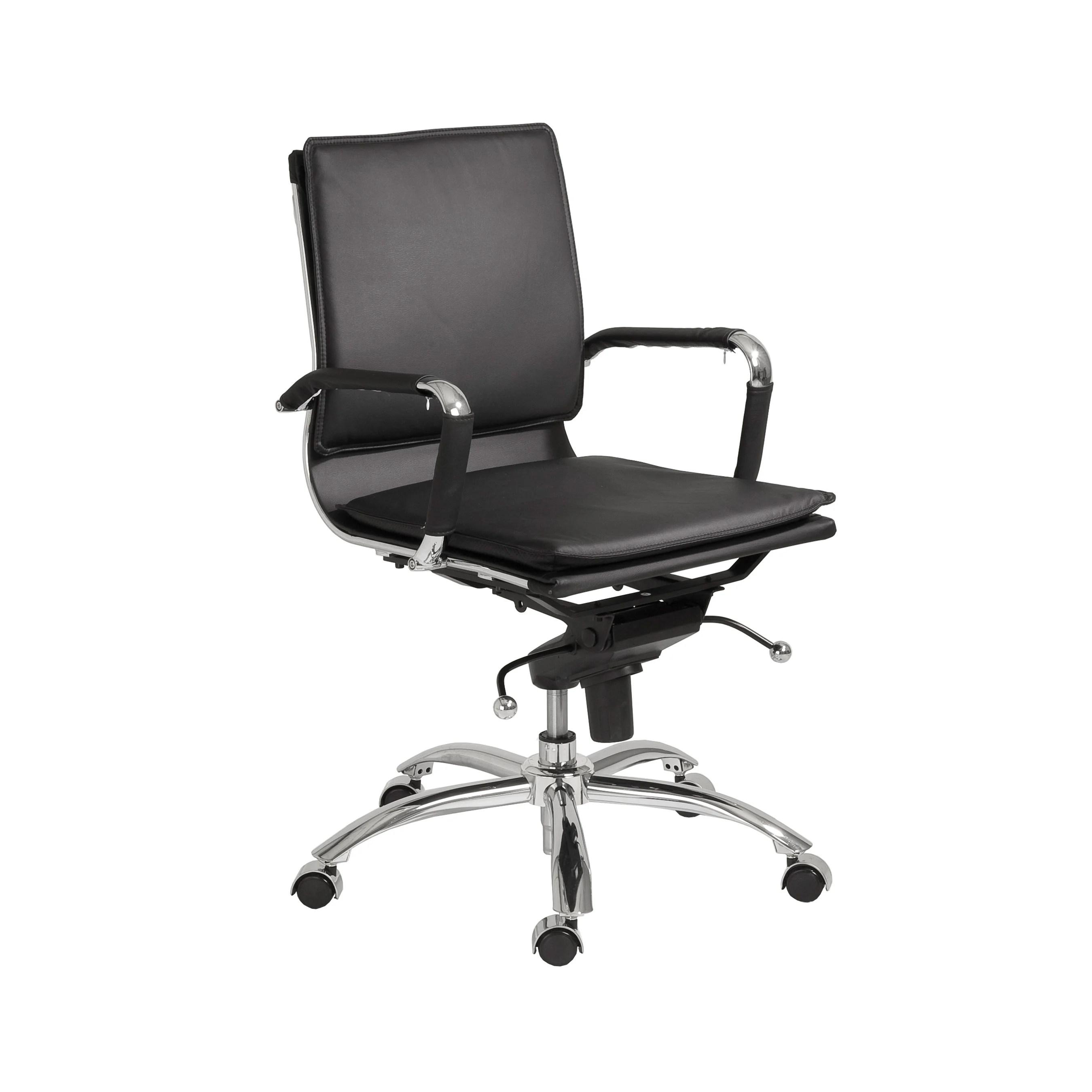 office chair review black universal covers brayden studio kalgoorlie pro low back adjustable