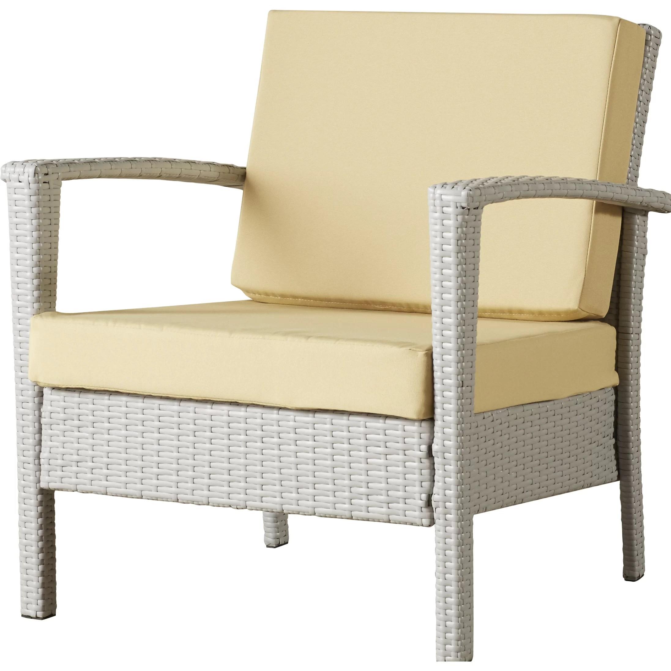 1 piece patio chair cushions peg perego high zero3 brayden studio piscataway 4 outdoor dining
