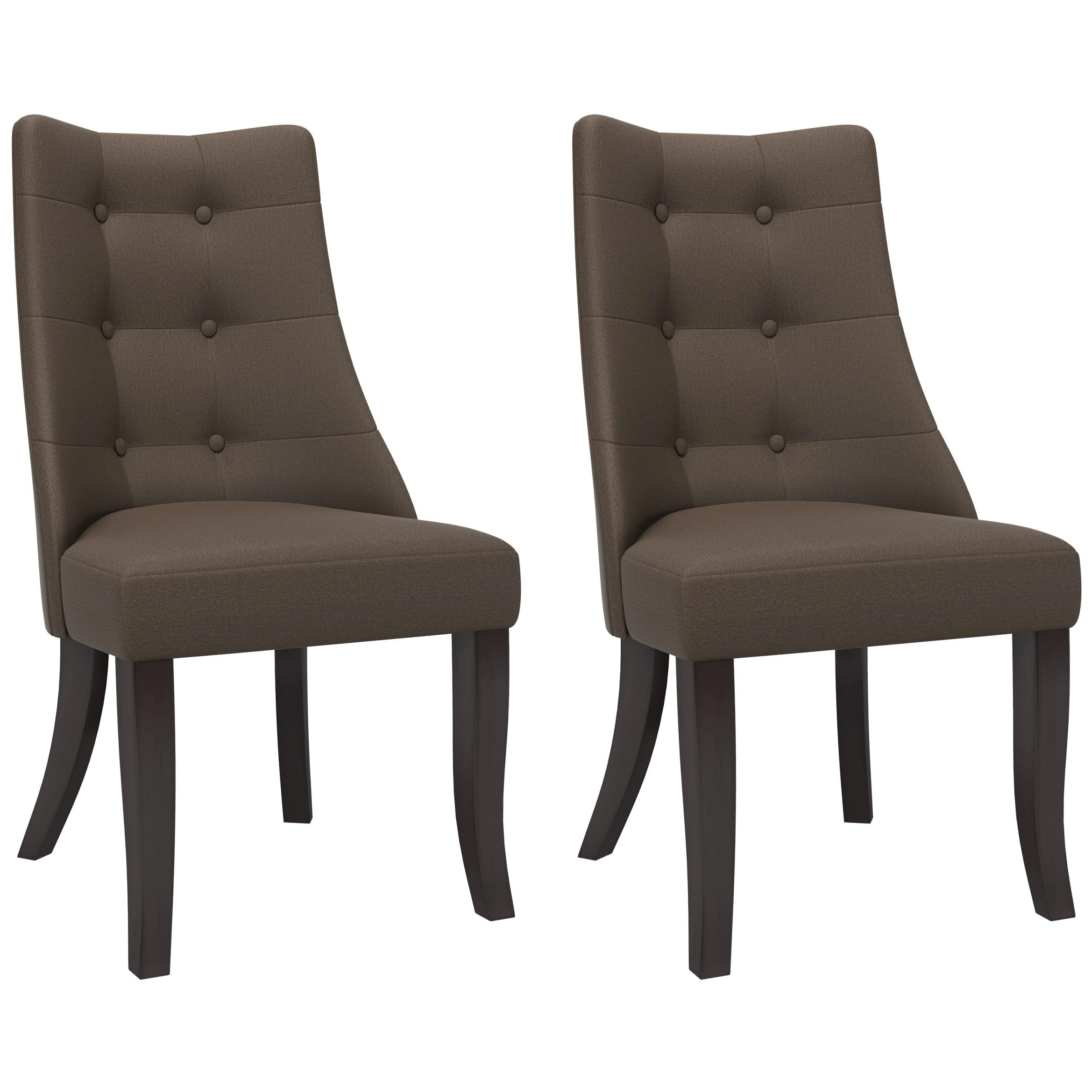 Studio Chairs Brayden Studio Iris Parsons Chair Wayfair Ca