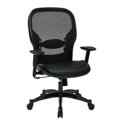 Mid Back Mesh Chair Office Dublin Star Space Matrex Managerial