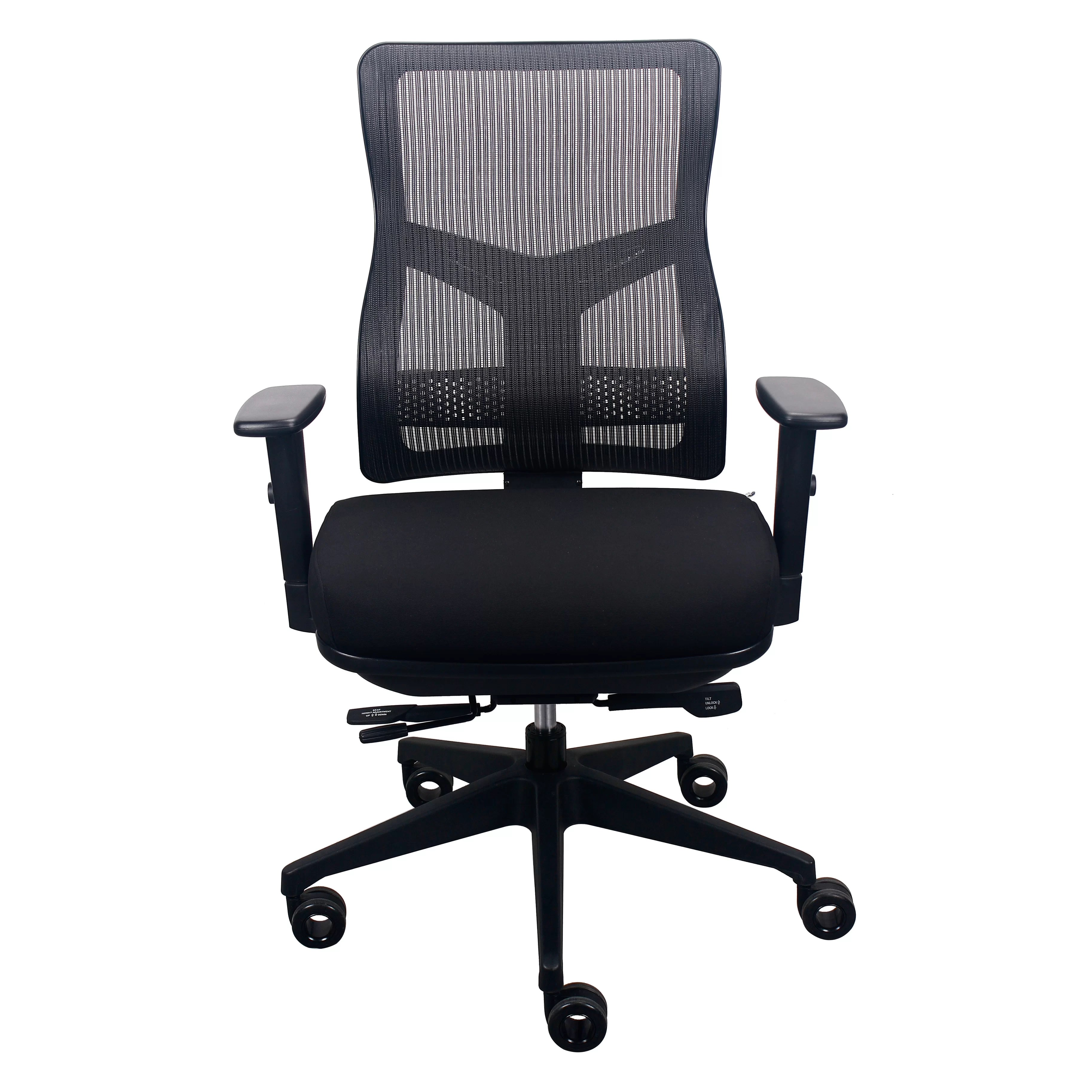 Tempur Pedic Office Chair Tempur Pedic Mesh Desk Chair Wayfair