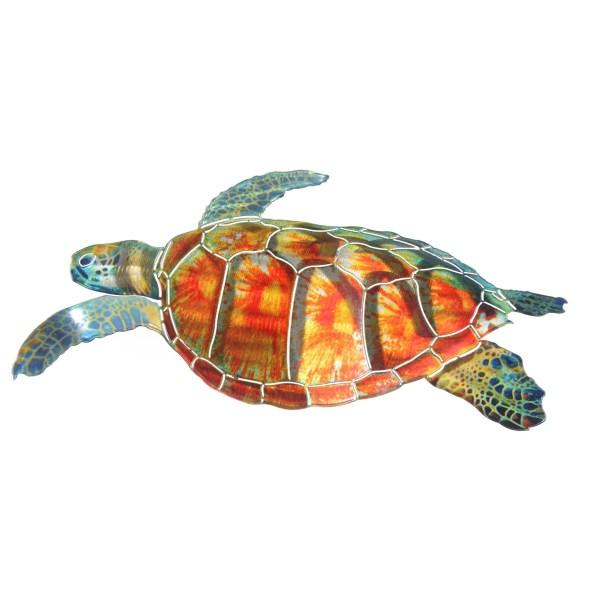 Innovations Sea Turtle Metal Wall &