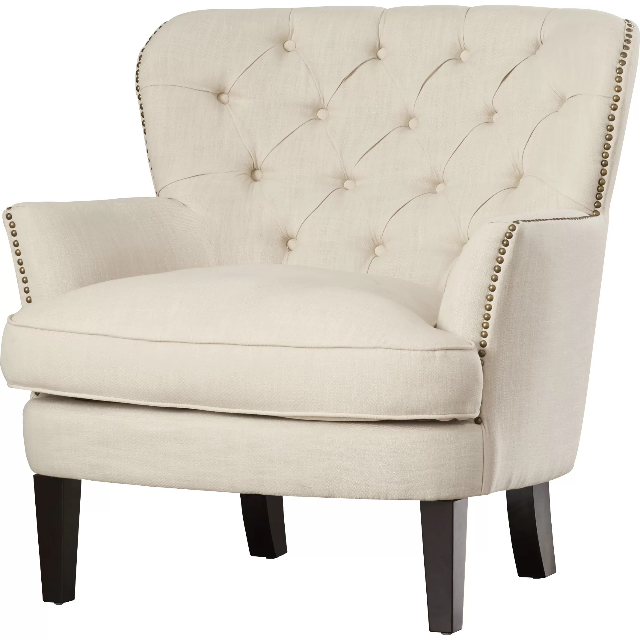 Upholstered Accent Chairs With Arms Lark Manor Celestin Flour Upholstered Arm Chair And Reviews