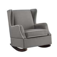 Dorel Rocking Chair Beach Chairs On Sale Baby Relax Hudson Wingback Glider And Reviews Wayfair