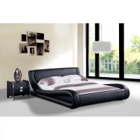 Container Upholstered Platform Bed & Reviews | Wayfair.ca