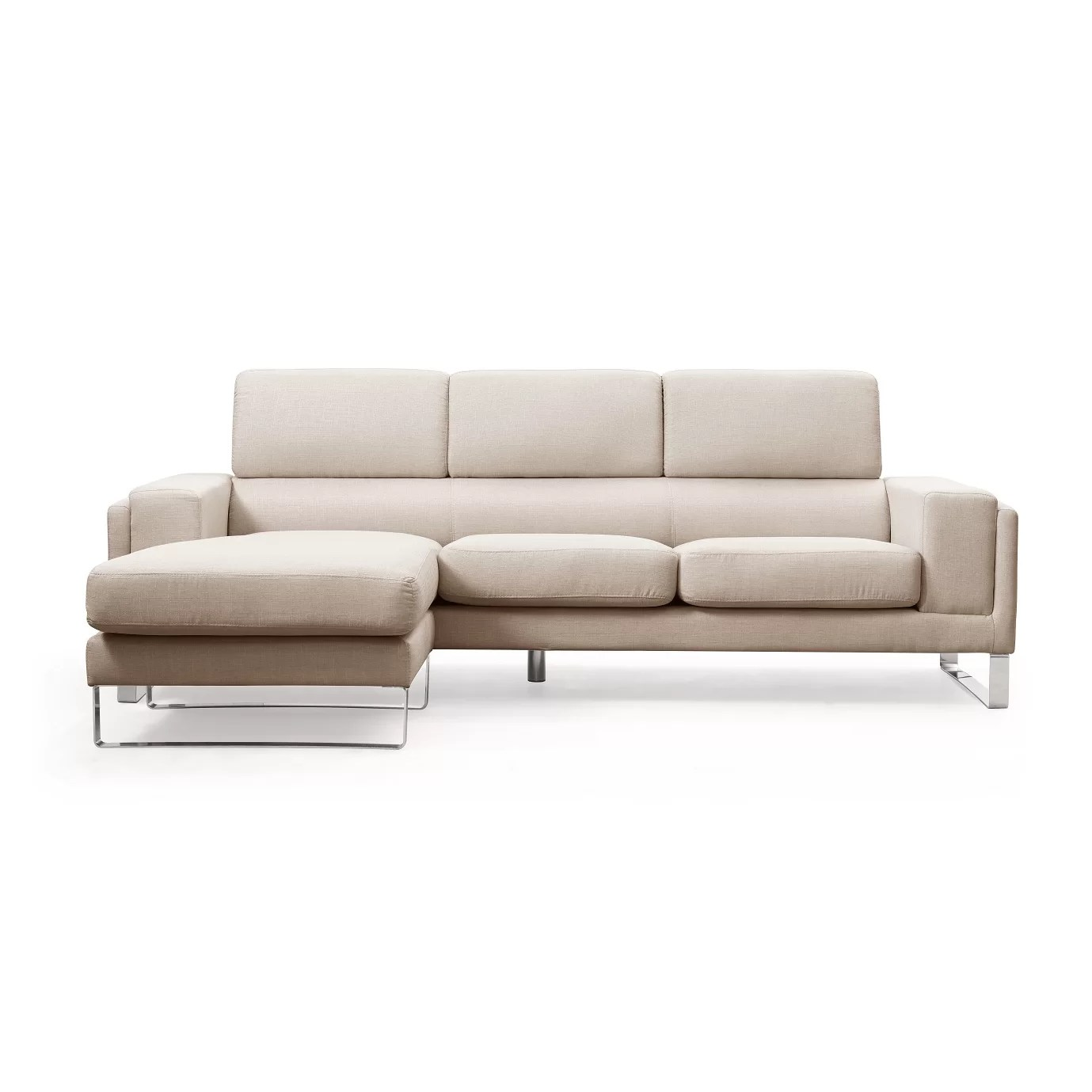 reversible sectional sofas with chaise the best sleeper sofa container wayfair