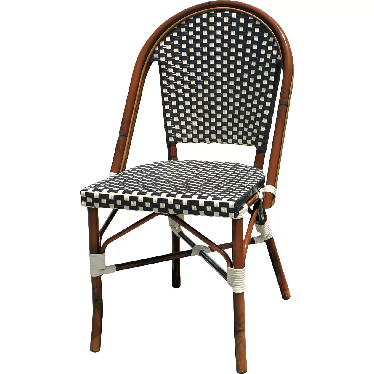 Stacking Dining Chairs August Grove Dolly Stacking Dining Side Chair And Reviews