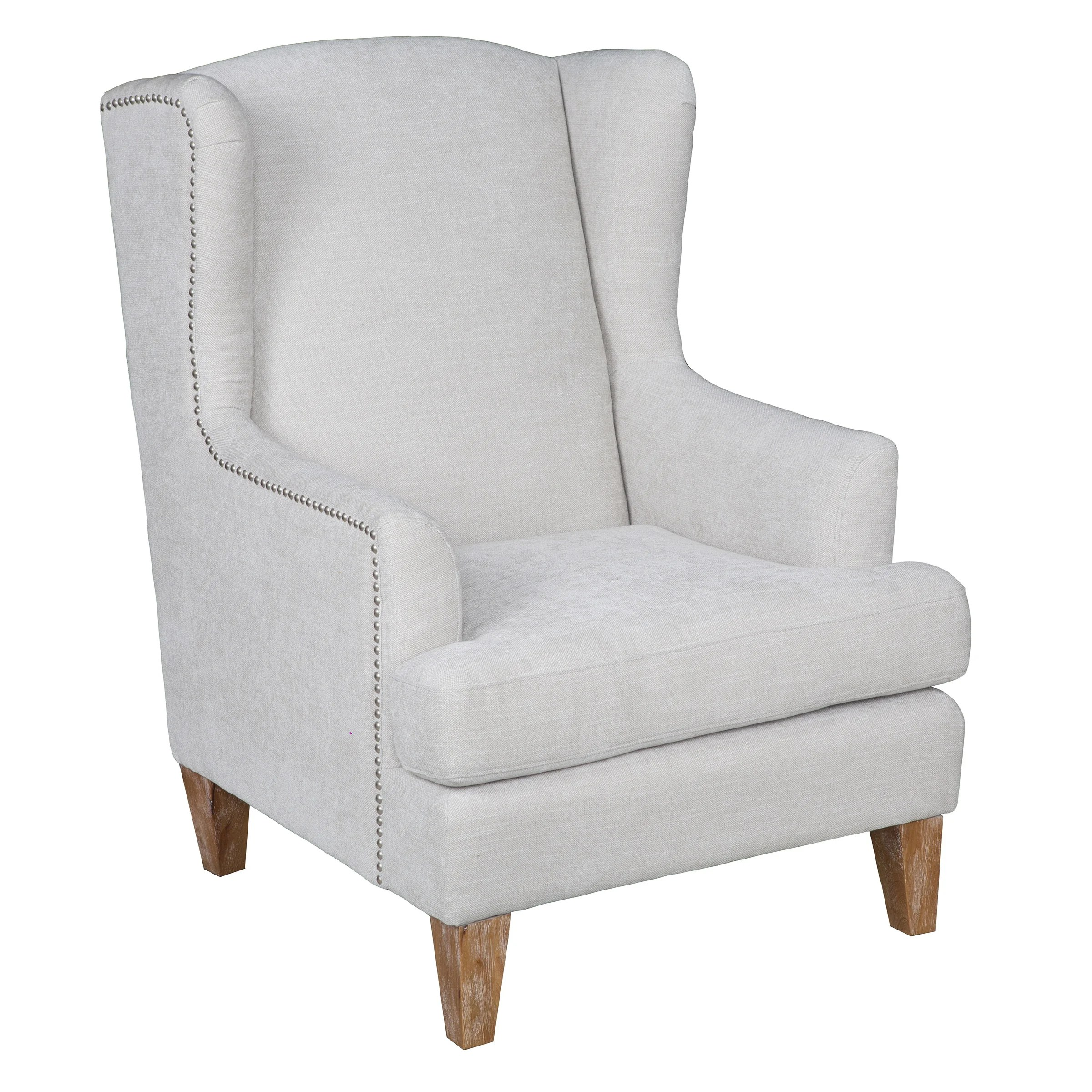 Wayfair Wingback Chair One Allium Way Epine Wingback Chair Wayfair