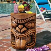 Beachcrest Home Bluecoast Sculptural Side Table & Reviews ...