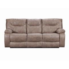 Simmons Bucaneer Reclining Sofa Reviews Leather Retailers Loon Peak Upholstery El Capitan Double Motion