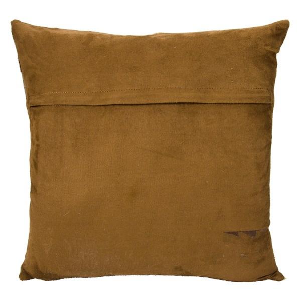 Leather Throw Pillows