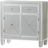 House of Hampton Rachael 2 Drawer Accent Cabinet & Reviews ...