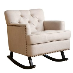 Abbyson Living Rocking Chair Zero Gravity Massage Chairs House Of Hampton Magness Arm And Reviews Wayfair